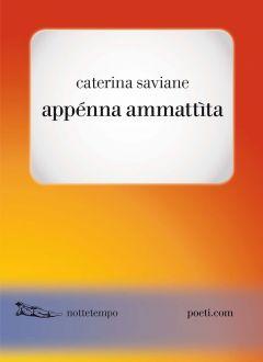 Appénna ammattìta Caterina Saviane