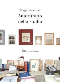 Self-portrait in the studio Giorgio Agamben