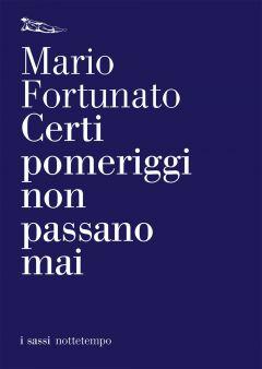 Certi pomeriggi non passano mai Mario Fortunato